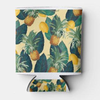 Rafraichisseur De Cannettes jaune de citrons d'ananas