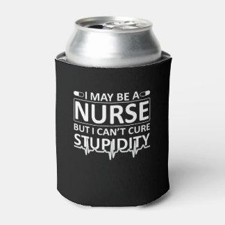 Rafraichisseur De Cannettes Je peux être infirmière mais je biseaute le