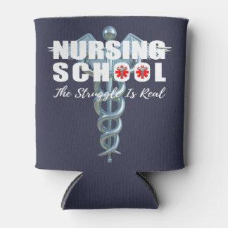 Rafraichisseur De Cannettes L'école d'infirmières la lutte est vraie