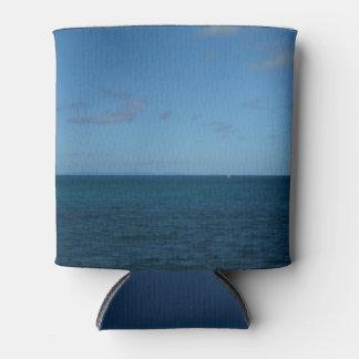 Rafraichisseur De Cannettes Océan de bleu d'horizon du St Lucia
