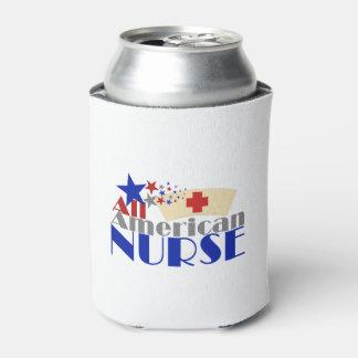 Rafraichisseur De Cannettes Toute l'infirmière américaine