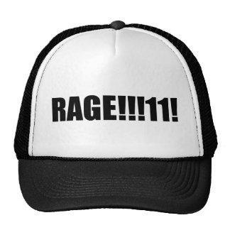 RAGE ! ! ! ! ! CASQUETTE DE CAMIONNEUR