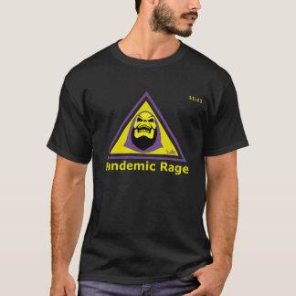 Rage universelle - T-shirt de graffiti