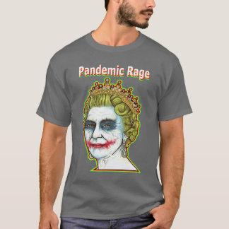 Rage universelle - T-shirt de joker de la Reine