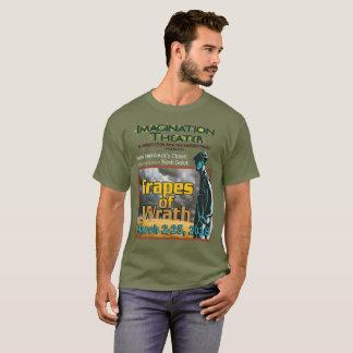 Raisins officiels de T-shirt de colère