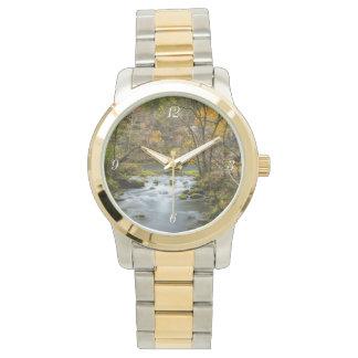 Ralentissement à l'allée montres bracelet