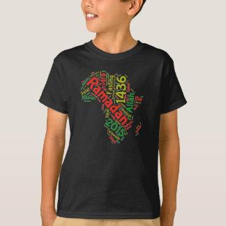 Ramadan Afrique 2015 tee - shirt de 1436 enfants T-shirt
