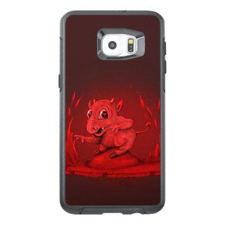 Rand van de Melkweg van BIDI de KWADE VREEMDE OtterBox Samsung Galaxy S6 Edge Plus Hoesje
