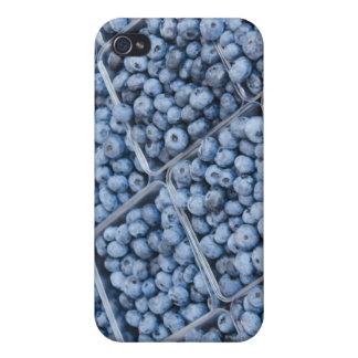 Rangées des myrtilles coque iPhone 4/4S