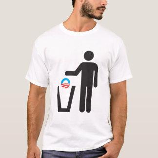 Rapportez l'Amérique ! Videz Obama T-shirt