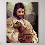 Raptor Jésus Posters