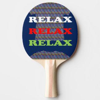 Raquette De Ping Pong ART NavinJoshi de succès de Goodluck de palette de