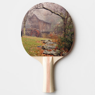 Raquette De Ping Pong Brume de matin