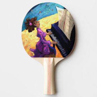 Raquette De Ping Pong Concert de piano