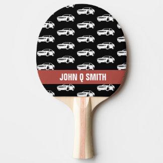 Raquette De Ping Pong Dépanneur d'automobile de voiture de