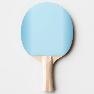 Raquette De Ping Pong Gradient bleu-clair