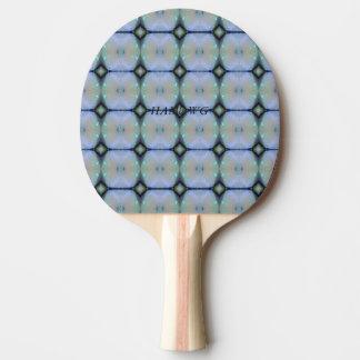 Raquette De Ping Pong HAMbyWG - palette de ping-pong - dos rouge en