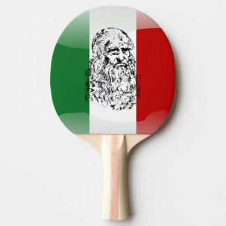 Raquette De Ping Pong Leonardo da Vinci