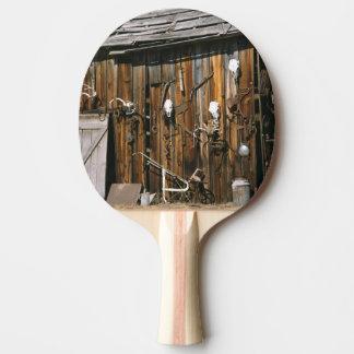 Raquette De Ping Pong Les Etats-Unis, Orégon, le comté de Harney.