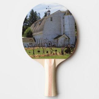 Raquette De Ping Pong Les Etats-Unis, Washington, pullman, grange