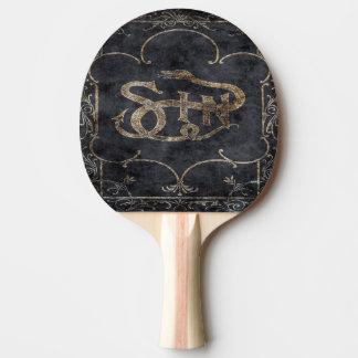 Raquette De Ping Pong Livre de Falln de péché