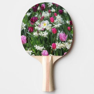 Raquette De Ping Pong Matin romantique de ressort de Falln