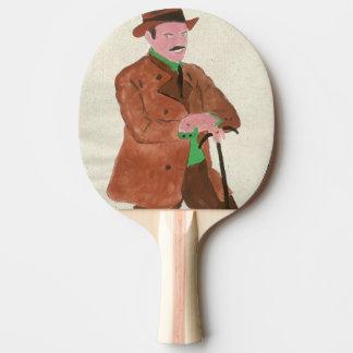 Raquette De Ping Pong Monsieur d'Oktoberfest
