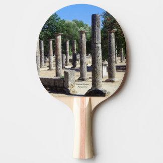 Raquette De Ping Pong Olympia antique - Péloponnèse