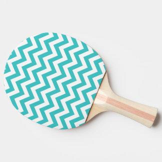 Raquette De Ping Pong Palette à la mode de ping-pong de Chevron