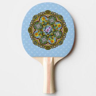 Raquette De Ping Pong Palette de ping-pong de Nouveau de ressort