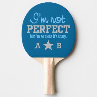 Raquette De Ping Pong Palette faite sur commande non parfaite de