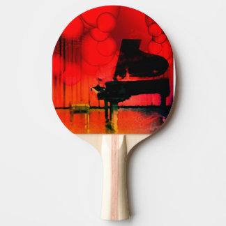 Raquette De Ping Pong piano