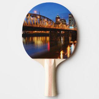 Raquette De Ping Pong Pont de Hawthorne