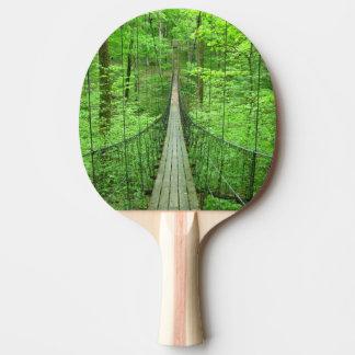 Raquette De Ping Pong Pont suspendu