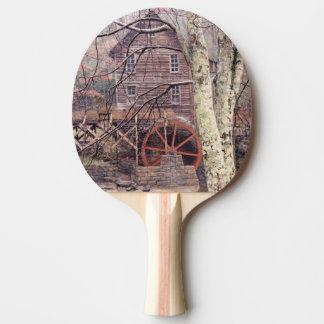 Raquette De Ping Pong Roue hydraulique