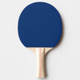 Raquette De Ping Pong Seulement arrière - plan bleu frais de couleur