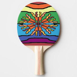 Raquette De Ping Pong Tiki Tiki