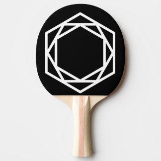 Raquette De Ping Pong Tour (-)/palette de ping-pong, dos rouge en