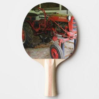 Raquette De Ping Pong Tracteur de la Géorgie