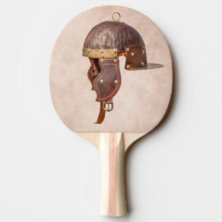 Raquette Tennis De Table Casque militaire romain antique