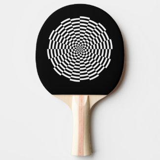 Raquette Tennis De Table Checkered