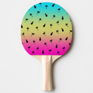 Raquette Tennis De Table Copie tropicale