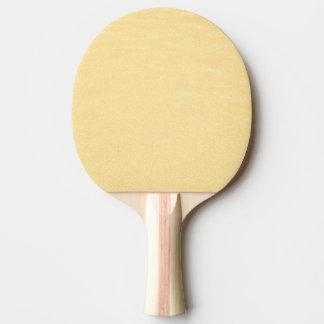Raquette Tennis De Table Couleur fascinante d'or
