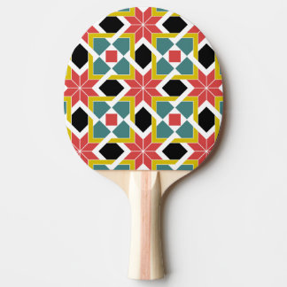 Raquette Tennis De Table Croix-Rouge romane médiévale