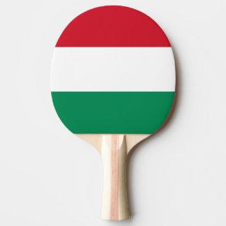 Raquette Tennis De Table Drapeau de palette de ping-pong de la Hongrie