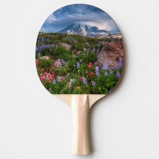 Raquette Tennis De Table Fleurs sauvages