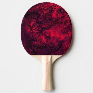 Raquette Tennis De Table Glace rouge