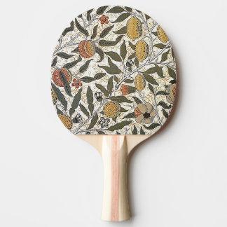 Raquette Tennis De Table Grenade vintage de William Morris