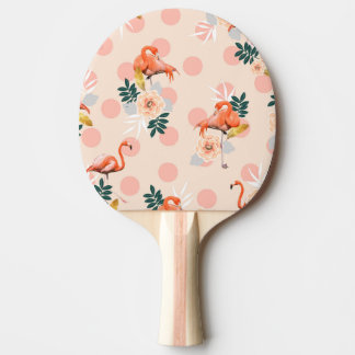 Raquette Tennis De Table Jazz de flamant