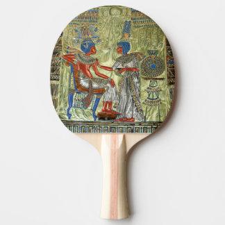 Raquette Tennis De Table Le trône de Tutankhamon